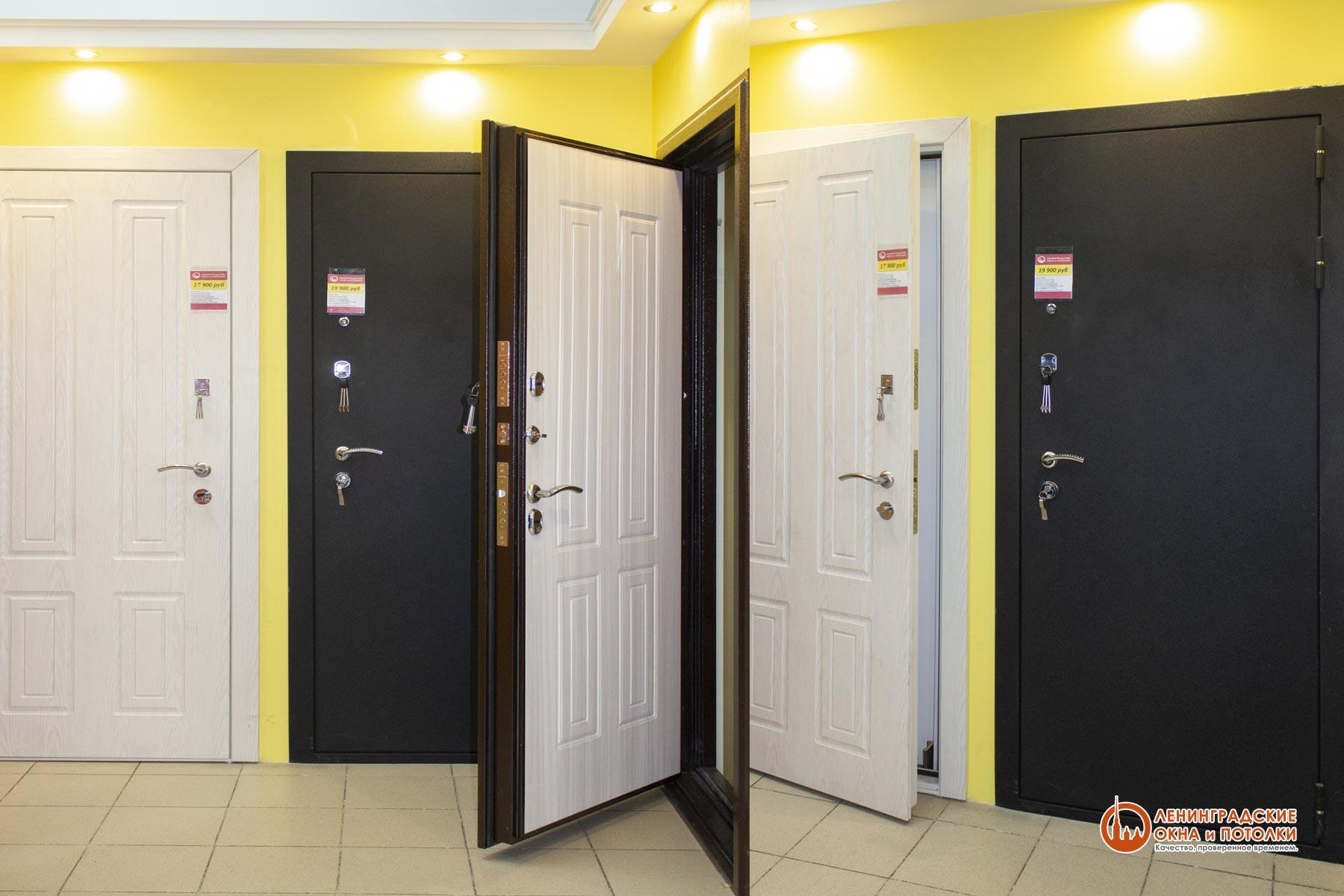входные металлические двери в спб за 24 часа от
